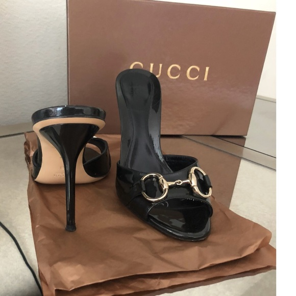 433556074 Gucci Shoes - Gucci Sand Pelle S Cuoio 1000